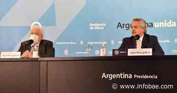 Coronavirus: González García adelantó que Pfizer pidió autorización para que su vacuna pueda ser aplicada en Argentina - infobae