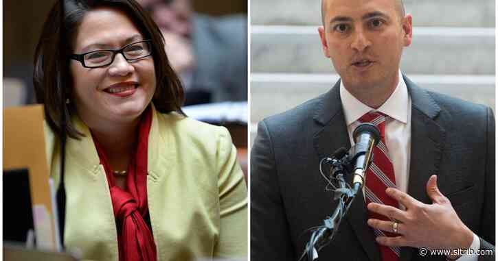 Gov.-elect Spencer Cox names Utah Senate leader, former lawmaker to key Cabinet posts