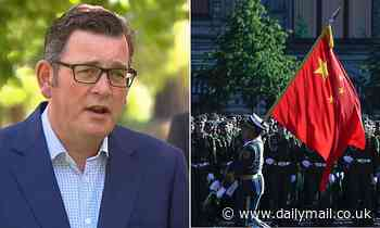 China-Australia relations: Daniel Andrews under fire over trade deal
