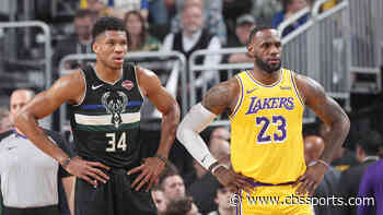 LeBron James' contract extension makes it nearly impossible for Lakers to make space for Giannis Antetokounmpo