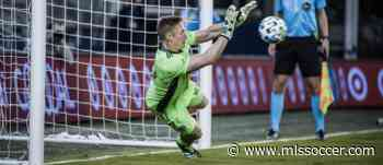 """Sporting Kansas City's Tim Melia: """"I don't think you can be 'good' at penalties"""""""