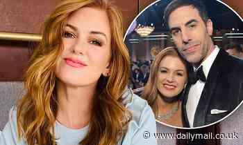Isla Fisher reveals how husband Sacha Baron Cohen helped her make a career comeback