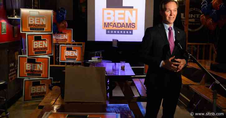 Paul Gibbs: Utah will miss Ben McAdams