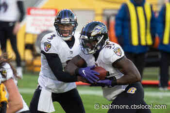 Steelers Remain Perfect, Beat Depleted Ravens 19-14