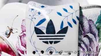 Adidas x Meissen: Dieser Sneaker soll bei einer Auktion bis zu eine Million Dollar bringen - GQ Germany