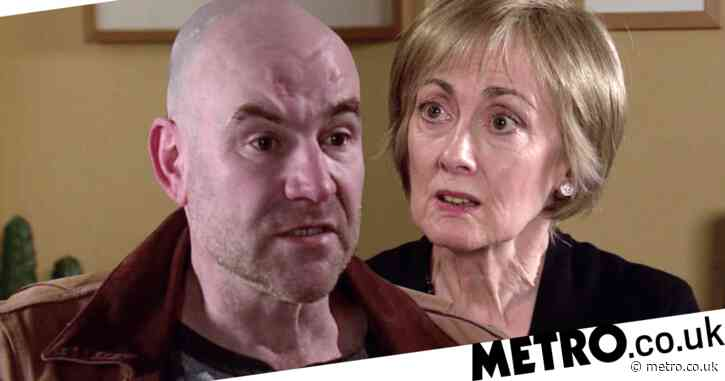 Coronation Street spoilers: Tim Metcalfe builds bridges with Elaine Jones in Geoff aftermath