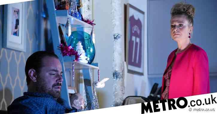 EastEnders spoilers: Katy Lewis splits Mick and Linda Carter?