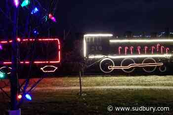 Get into the Christmas spirit at the Northern Ontario Railroad Museum and Heritage Centre