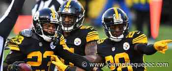 Les Steelers demeurent invaincus