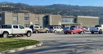 COVID-19 complacency rampant at first high school in South Okanagan to have exposure, students say