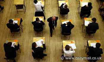 GCSE and A-level exams will be made easier in 2021