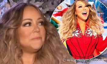 Mariah Carey bizarrely admits to stocking up on Christmas decor during COVID-19 panic buying
