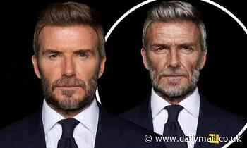 David Beckham is digitally aged to look 70 in new Malaria prevention campaign