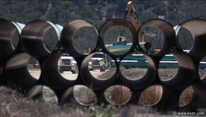 Kinder Morgan sends City of Kyle $1.3M for first payment in settlement