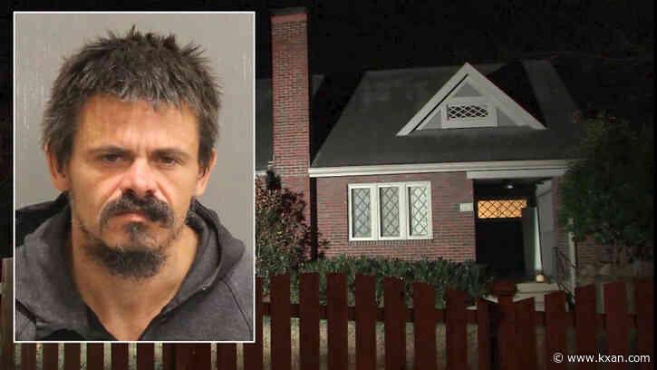 Naked stranger, feces-covered walls found inside Nashville home
