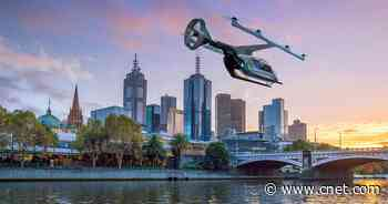 Uber is selling off its Elevate flying taxi business, report says     - Roadshow