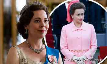 Olivia Colman 'set to star in socially distanced Cinderella alongside Helena Bonham Carter'