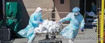 COVID-19: plus de 100 000 personnes hospitalisées aux États-Unis, un record