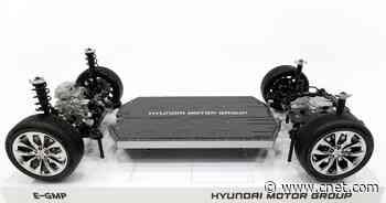 Hyundai's E-GMP platform to power lots of EVs, including Kia and Genesis models     - Roadshow