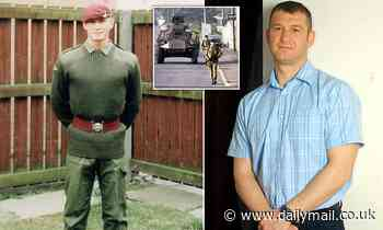 Wrongly jailed soldier calls on Troubles veterans to be protected from alleged historic offences