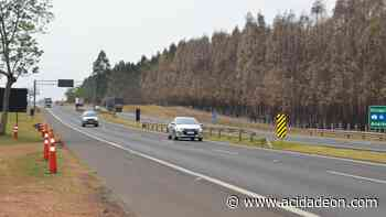 Rodovia que liga Itirapina a Brotas passa por manutenção - ACidade ON
