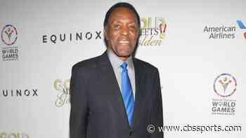 Rafer Johnson, 1960 Olympic decathlon gold medalist, dies at 86