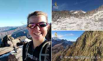 Police investigating missing Esther Dingley 'are seeking a man who gave the solo hiker a lift'