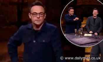 I'm A Celebrity: 'I forgot I had them on!' Ant McPartlin mistakenly wears Declan Donnelly's glasses