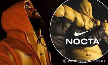 Drake announces Nike sub-label NOCTA collection debuting December 18: 'New chapter in my life'