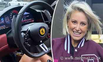 Roxy Jacenko hints she could be buying a new $400,000 Ferrari Roma