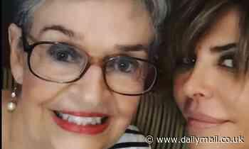 Lisa Rinna shares she hasn't seen mom Lois 'since last Christmas' due to pandemic