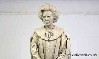 Will locals back statue for Margaret Thatcher? Poll could be held to decide on home town monument