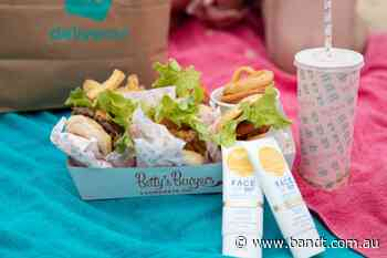 Deliveroo Turns On Beach Delivery For This Summer