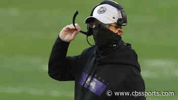 John Harbaugh, Ravens miffed at the non-delay of game penalty before halftime: 'That was a pretty clear-cut'