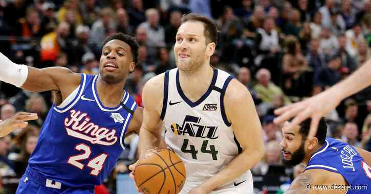 Bojan Bogdanovic making strong progress in recovery from wrist surgery