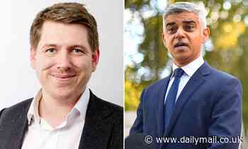 London Mayor's political aide revealed to be working from home... 5,000 miles away in San Francisco