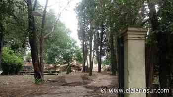 Demolieron una casa de Llavallol con más de 100 años de historia - El Diario Sur