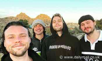 5 Seconds of Summer celebrate almost a decade together as they reflect on their journey