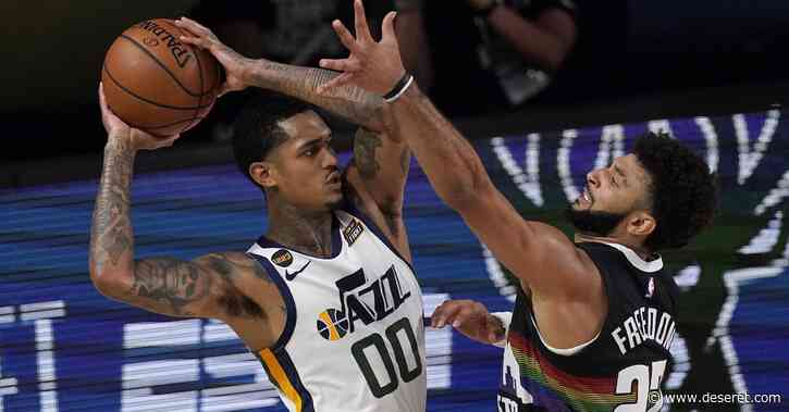 Jordan Clarkson felt instantly connected with the Jazz, which is why he signed on for 4 more years in Utah