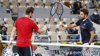 Stanislas Wawrinka thrashes Andy Murray in very flat 2020 French Open clash - Eurosport - INTERNATIONAL (EN)