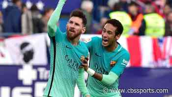 Neymar says he wants to play with Messi again next year, 'I'm sure that, next season, we have to do it'