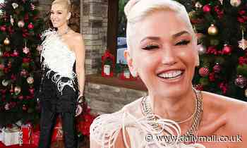 Gwen Stefani says she and Blake Shelton watch Hallmark Channel movies together