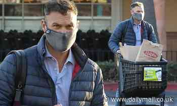 Brian Austin Green seen in LA for first time since Megan Fox filed for divorce