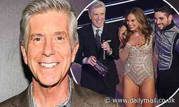 Tom Bergeron reveals he will never return to Dancing With the Stars again