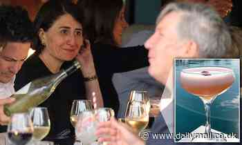 Gladys Berejiklian finally kicks off her heels following months of covid stress