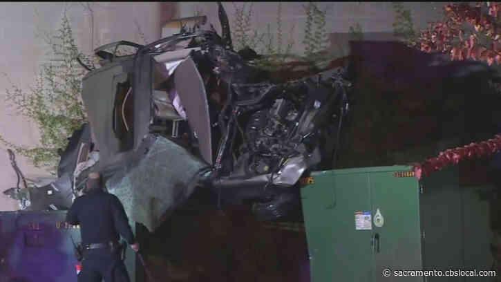 17-Year-Old Killed In Crash In Fair Oaks