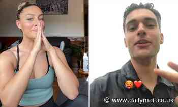 Woman reaches out to tiktok to help her find a man who filmed a video on her phone and finds him