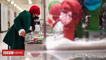 'Covid fatigue' and Christmas lures eager shoppers
