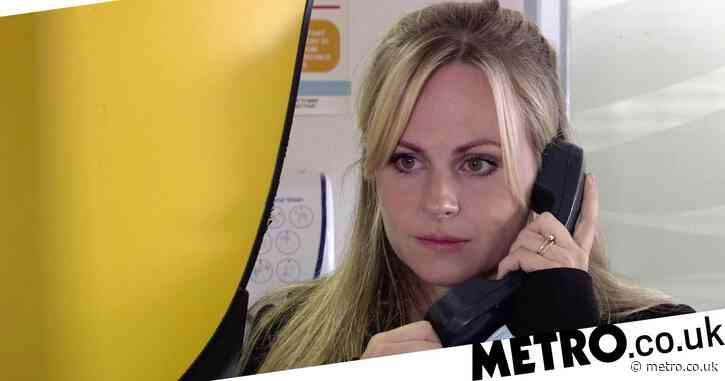 Coronation Street spoilers: Sarah Platt reports a dead body to the police