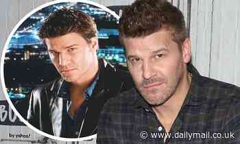 David Boreanaz reveals he is 'too old' to play Angel again from Buffy the Vampire Slayer